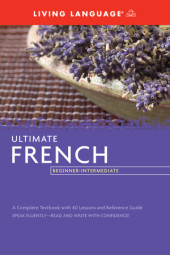 Ultimate French Beginner-Intermediate (Coursebook) Cover