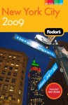 Fodor's New York City 2009
