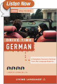 Drive Time: German (CD)