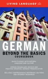 Beyond the Basics: German (Coursebook) Cover