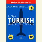 In-Flight Turkish Cover