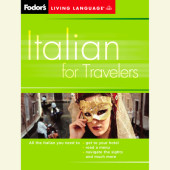 Italian for Travelers, 2nd Edition Cover