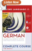 Complete German: The Basics (Book and CD Set)