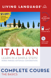 Complete Italian: The Basics (Book and CD Set) Cover