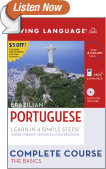 Complete Portuguese: The Basics (Book and CD Set)