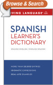 Complete Spanish: The Basics (Dictionary)