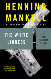 The White Lioness Cover