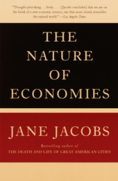 The Nature of Economies Cover