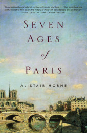 Seven Ages of Paris Cover