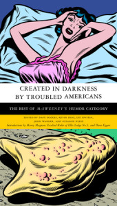 Created in Darkness by Troubled Americans Cover
