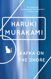 Kafka on the Shore Cover