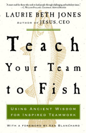 Teach Your Team to Fish Cover