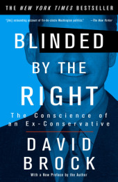 Blinded by the Right Cover