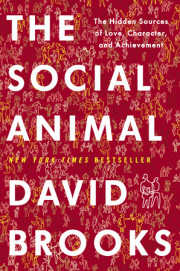 THE SOCIAL ANIMAL BY DAVID BROOKS ON SALE TODAY!