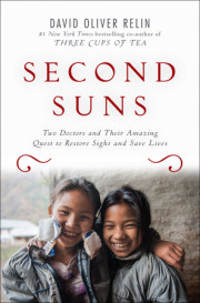 Enter for your chance to win an advance copy of SECOND SUNS by David Oliver Relin