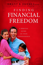 Finding Financial Freedom Cover