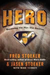 Hero by Fred Stoeker and Jasen Stoeker with Mike Yorkey
