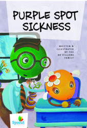 Purple Spot Sickness Cover