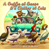 A Gaggle of Geese and a Clutter of Cats Cover