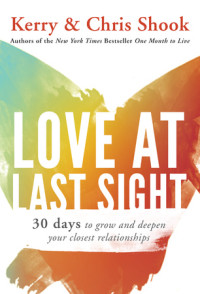 Love at Last Sight by Kerry and Chris Shook