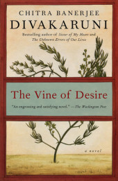 The Vine of Desire Cover
