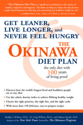 The Okinawa Diet Plan Cover
