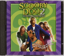 Scooby Doo Movie II: Monsters Unleashed Cover
