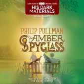 His Dark Materials, Book III: The Amber Spyglass Cover
