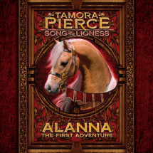Alanna: The First Adventure Cover