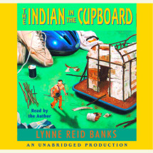The Indian in the Cupboard Cover