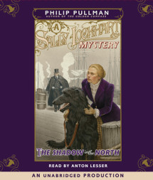 A Sally Lockhart Mystery: The Shadow In the North Cover