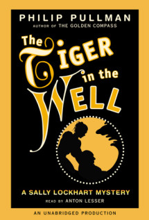 A Sally Lockhart Mystery: The Tiger In the Well Cover