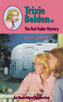 The Red Trailer Mystery Cover