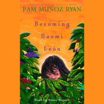 Becoming Naomi Leon Cover