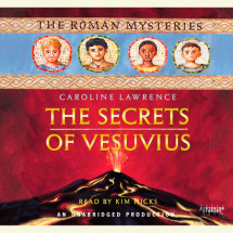 The Secrets of Vesuvius Cover