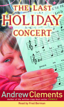 The Last Holiday Concert Cover