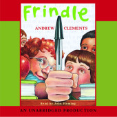Frindle Cover