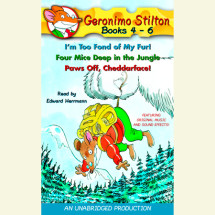 Geronimo Stilton: Books 4-6 Cover