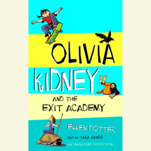 Olivia Kidney and the Exit Academy Cover