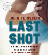 Last Shot: A Final Four Mystery Cover