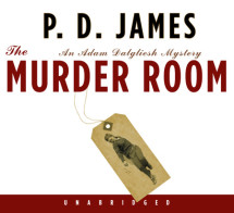 The Murder Room Cover