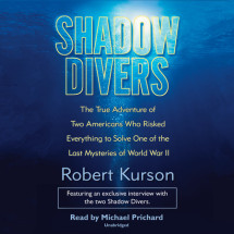 Shadow Divers Cover