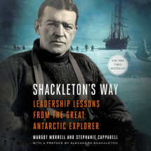Shackleton's Way Cover