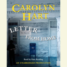 Letter From Home Cover