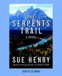 The Serpents Trail Cover