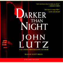 Darker Than Night Cover
