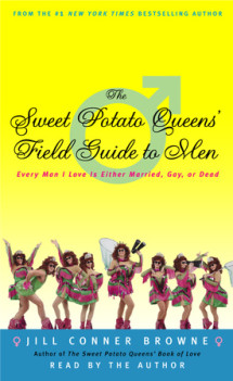 Sweet Potato Queens Field Guide to Men Cover
