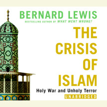 The Crisis of Islam Cover