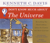 Don't Know Much About the Universe Cover