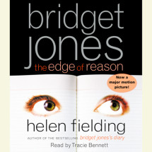 Bridget Jones: The Edge of Reason Cover